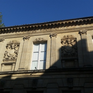 Façade du conservatoire (photo : Otsoa).