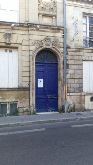 Entrée du conservatoire (photo : Otsoa).